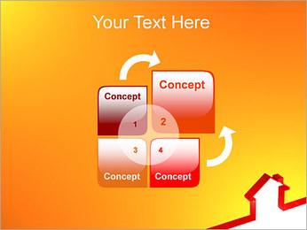 Shape House PowerPoint Template - Slide 5