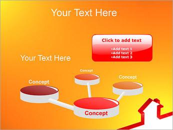 Shape House PowerPoint Template - Slide 9