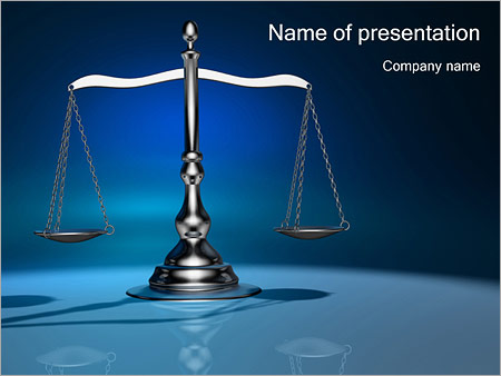 Justice powerpoint template backgrounds google slides id justice powerpoint template toneelgroepblik Images