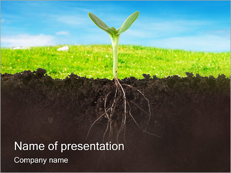 Agriculture powerpoint templates backgrounds google slides growing plant powerpoint templates toneelgroepblik Choice Image