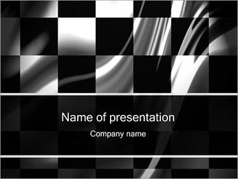 Vítězství PowerPoint šablony
