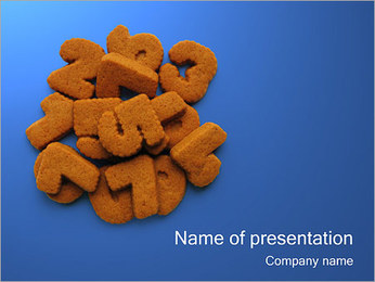 Cookie PowerPoint Template