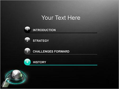 Seguridad en Internet Plantillas de Presentaciones PowerPoint - Diapositiva 3