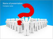 General Question PowerPoint Templates