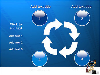 Director PowerPoint Template - Slide 14