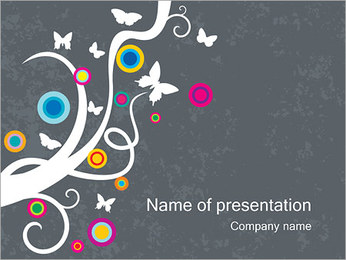 Spring & Creative PowerPoint Template