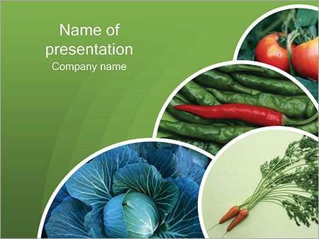 Vegetables powerpoint template backgrounds google slides id vegetables powerpoint template toneelgroepblik Choice Image