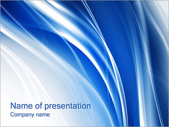 Creative Waves PowerPoint Template