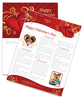Saint Valentin Newsletter
