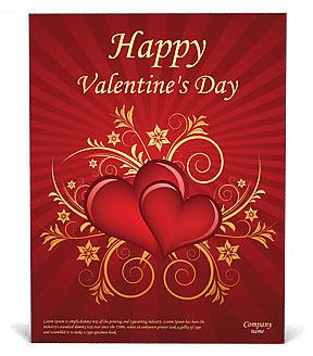 Día de San Valentín Poster