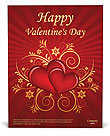 Valentines Day Poster Templates