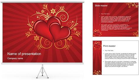 Шаблоны презентации к свадьбе