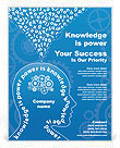 Knowledge & Thinking Flyer Template