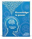 Knowledge & Thinking Poster Template