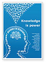 Knowledge & Thinking Word Template