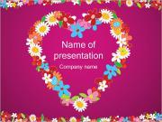 Amor Plantillas de Presentaciones PowerPoint