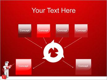 Injeção Modelos de apresentações PowerPoint - Slide 10