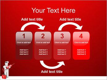 Injeção Modelos de apresentações PowerPoint - Slide 11