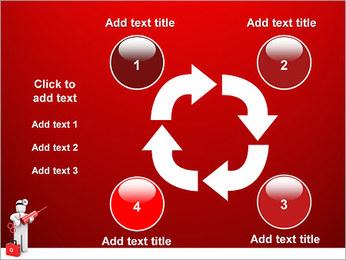 Injeção Modelos de apresentações PowerPoint - Slide 14