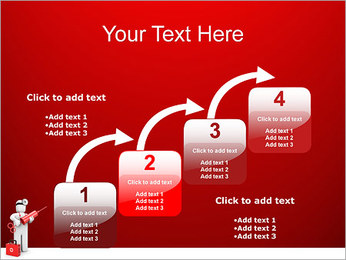 Injeção Modelos de apresentações PowerPoint - Slide 20