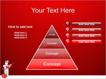 Injeção Modelos de apresentações PowerPoint - Slide 22