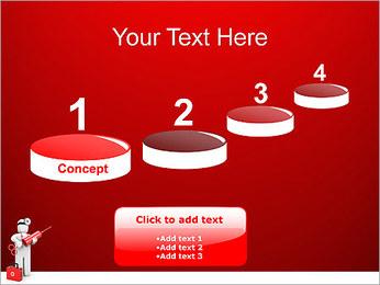 Injeção Modelos de apresentações PowerPoint - Slide 7