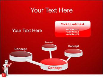 Injeção Modelos de apresentações PowerPoint - Slide 9