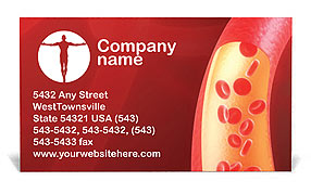 Artery Business Card Template