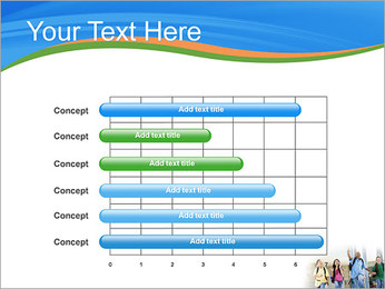 School Children PowerPoint Template - Slide 17