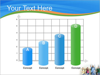 School Children PowerPoint Template - Slide 21