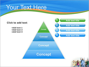 School Children PowerPoint Template - Slide 22