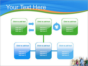 School Children PowerPoint Template - Slide 23