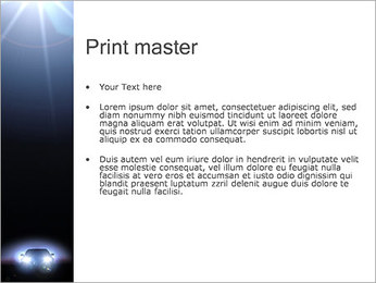 Auto PowerPoint Template - Slide 24