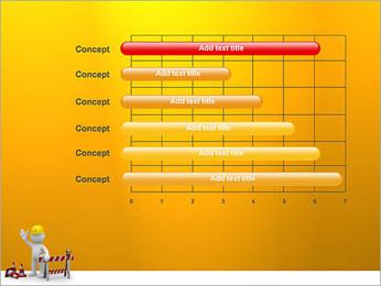 Under Construction & Trabalhador Modelos de apresentações PowerPoint - Slide 17