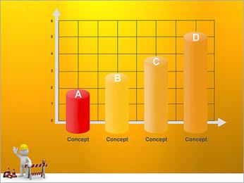 Under Construction & Trabalhador Modelos de apresentações PowerPoint - Slide 21