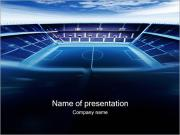 Stadium PowerPoint presentationsmallar