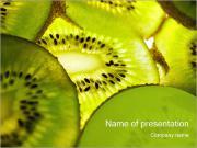 Kiwi Fruit PowerPoint Templates