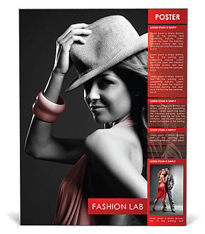 Fashion Poster Templates  Fashion Poster Design