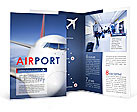 Airport Brochure Template