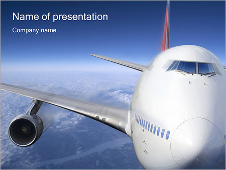 Airport powerpoint template backgrounds id 0000000909 airport powerpoint template toneelgroepblik Gallery