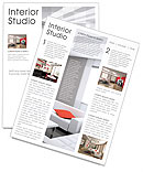 Interior Newsletter Template