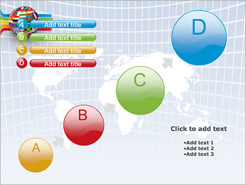 Global World Flags PowerPoint Template - Slide 15