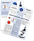 Medical Concepts Newsletter Template