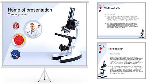 Concepts médicaux Modèles des présentations  PowerPoint