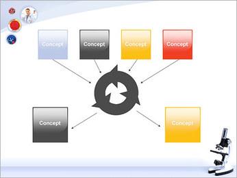 Concepts médicaux Modèles des présentations  PowerPoint - Diapositives 10