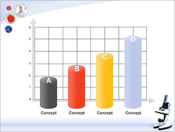 Concepts médicaux Modèles des présentations  PowerPoint - Diapositives 21