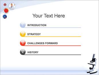 Concepts médicaux Modèles des présentations  PowerPoint - Diapositives 3