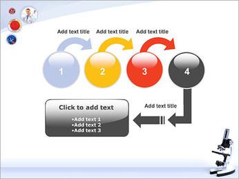 Concepts médicaux Modèles des présentations  PowerPoint - Diapositives 4