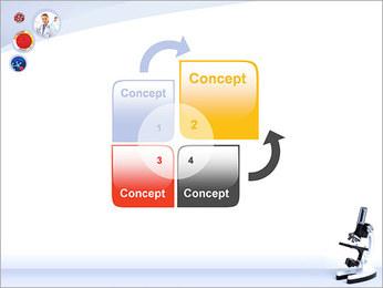 Concepts médicaux Modèles des présentations  PowerPoint - Diapositives 5
