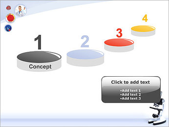 Concepts médicaux Modèles des présentations  PowerPoint - Diapositives 7